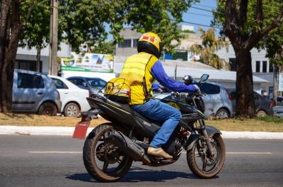 No Dia do Motociclista o Detran-TO preparou algumas dicas de proteção para o condutor