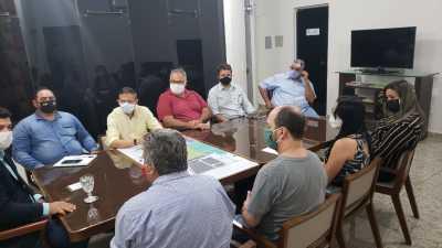 Para o secretário Thiago, o diálogo foi uma oportunidade para ouvir as demandas da Associação que representa uma das regiões mais vulneráveis