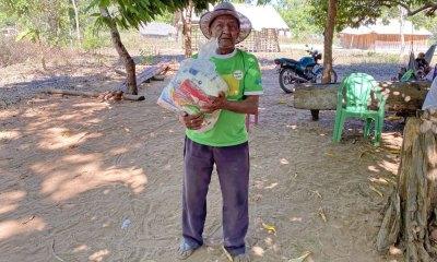 Foto 3 -  O senhor Antônio Martins, de 83 anos, relata que nasceu e foi criado no quilombo - Governo do Tocantins _400.jpg