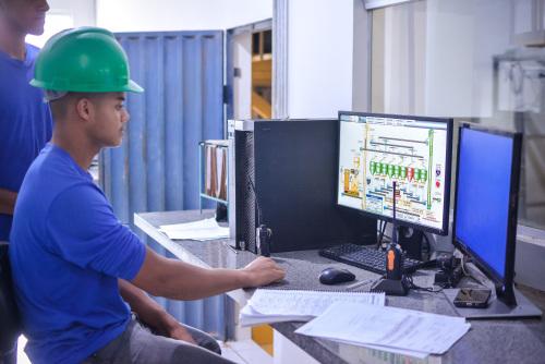 Construção civil, serviços e indústria foram os setores que mais contribuíram para o saldo positivo de empregos no Tocantins