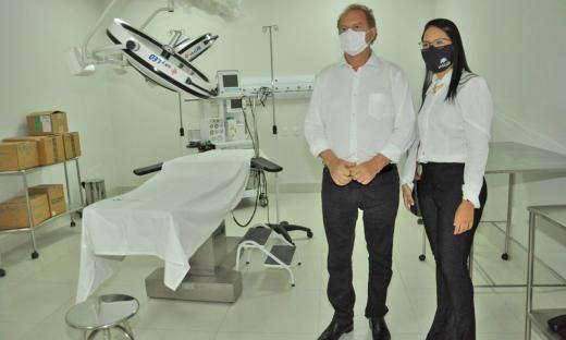 Para a próxima semana, está prevista a liberação de mais 60 leitos clínicos e 10 leitos de UTI no Hospital Oncológico de Palmas
