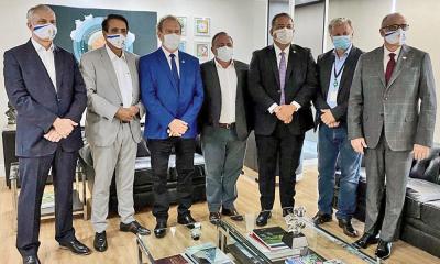 Governador Carlesse solicita ao Ministro Interino da Saúde recursos para hospitais gerais de Gurupi e Araguaína