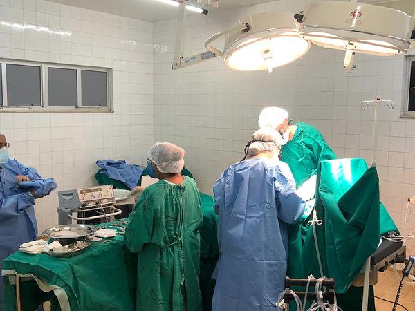 Captação foi realizada em Araguaína; além do coração, foram captadas as córneas que beneficiarão outras vidas