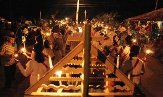Roda de São Gonçalo é tradição em Lagoa da Pedra