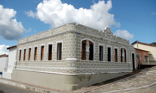 Museu Histórico e Cultural de Arraias é um importante patrimônio do município
