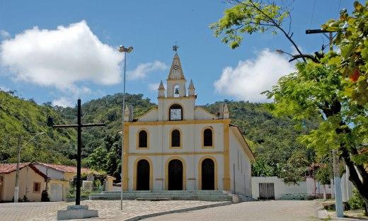 Igreja de Nossa Senhora dos Remédios  em Arraias