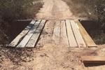 Pontes recuperadas garantem trafegabilidade nas estradas estaduais.