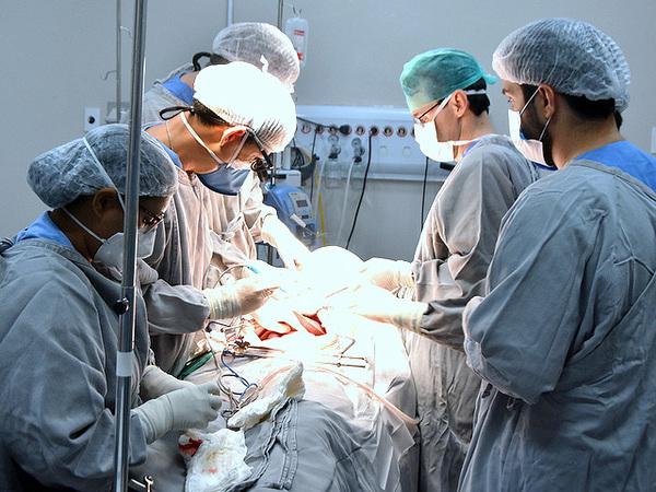 Essa foi à segunda captação de órgãos este ano no Hospital Geral de Palmas