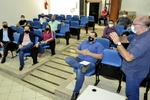 O gerente de planejamento da ATS, Felipe Vasconcelos, explicou as vantagens do planejamento na execução do orçamento