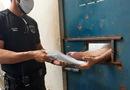 O material será entregue aos custodiados para fazerem as atividades nas celas