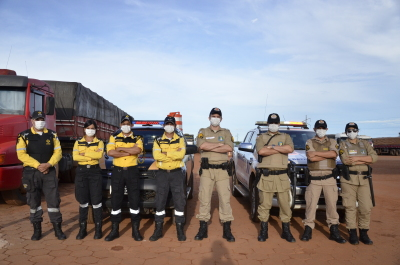 Detran apoia Polícia Militar em fiscalização contra aglomerações nos locais da romaria do Senhor do Bonfim