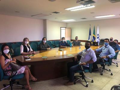 Em parceria com o Conjuve, foi lançada a campanha de adesão dos municípios tocantinenses ao Sinajuve