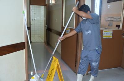 HGP atualiza profissionais de higienização como forma de prevenção