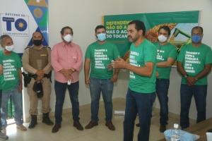 Vice-governador Wanderlei Barbosa defendeu a valorização do Agronegócio no Estado