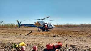 Naturatins e parceiros reconhecem áreas com queimadas ilegais na região do Cantão