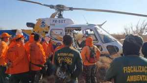 Trabalho de monitoramento e combate aos incêndios reúnem os principais órgãos no estado