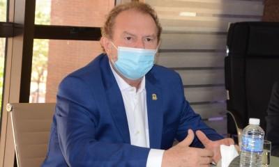 Governador Mauro Carlesse destaca os investimentos feitos para ampliação de leitos, mas pede ao cidadão que mantenha os cuidados de higiene e proteção individual