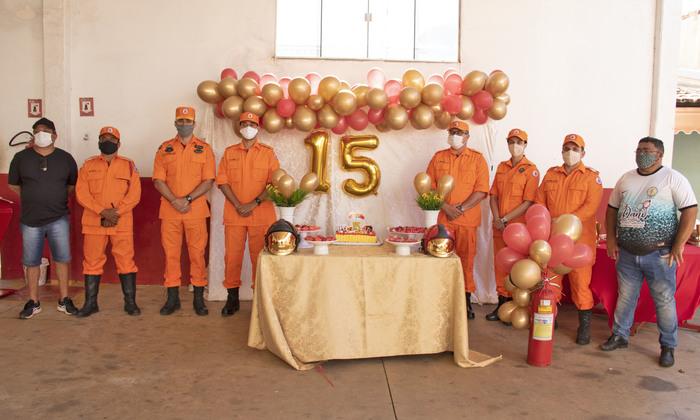 Aniversário da 2ª Companhia reuniu oficiais, praças e antigões na sede da Unidade em Taquaralto