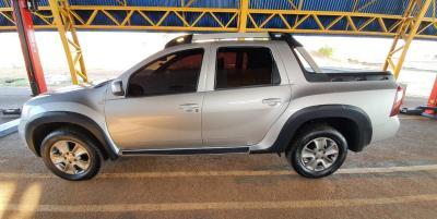 Detran-TO identifica veículo com características adulteradas