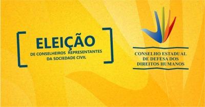 São convidados a se habilitar para a eleição entidade ou organização da sociedade civil