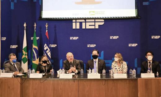 Os dados foram apresentados durante coletiva de imprensa realizada em Brasília