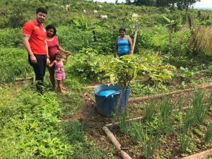 Os agricultores beneficiados recebem por meio do Fomento Rural, cada um, o valor de R$ 2,4 mil divididos em duas parcelas, de R$ 1,4 mil e R$ 1 mil