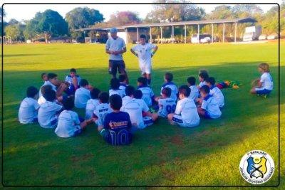 O projeto é referência no Estado do Tocantins e já revelou vários alunos a clubes nacionais.