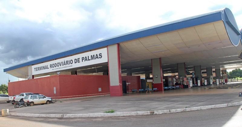 A administração do Terminal Rodoviário é feita pela loja Maçônica Luz Pioneira de Palmas