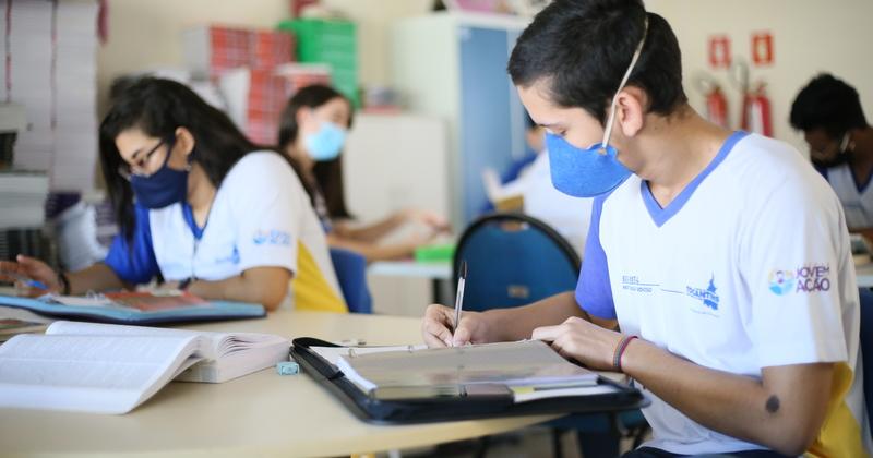 Educandário Ebenézer continua como escola destaque na avaliação do Ideb