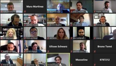 Conferência virtual do Conpeg na sexta-feira, 18