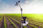Estação meteorológica auxilia em diversas atividades agropecuárias no campo