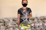 Mais de 340 mil cestas foram entregues desde março pelo Governo do Tocantins