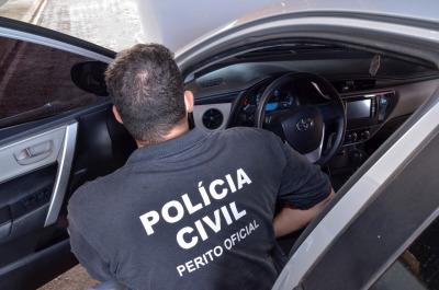 Detran-TO e Polícia Civil apreendem veículo clonado do RJ em Palmas