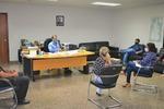 A reunião aconteceu nesta quinta-feira, 24, seguindo os protocolos de segurança em saúde para conter a Covid-19