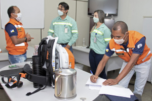 Equipamentos doados pela BP Bunge chega para reforçar ações de combate a incêndios florestais