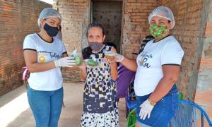 Nos próximos quatro meses, recursos na ordem de R$ 5 milhões serão aplicados na compra de produtos dos pequenos produtores - Ruraltins/Governo do Tocantins