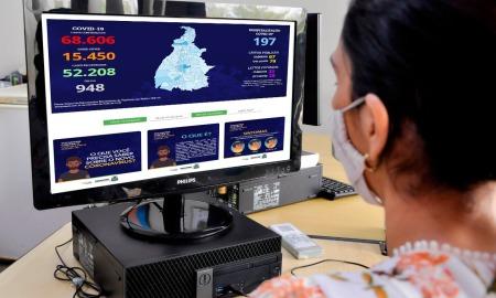 Canal de acesso visa facilitar o recebimento de doações que contribuam para o enfrentamento da pandemia