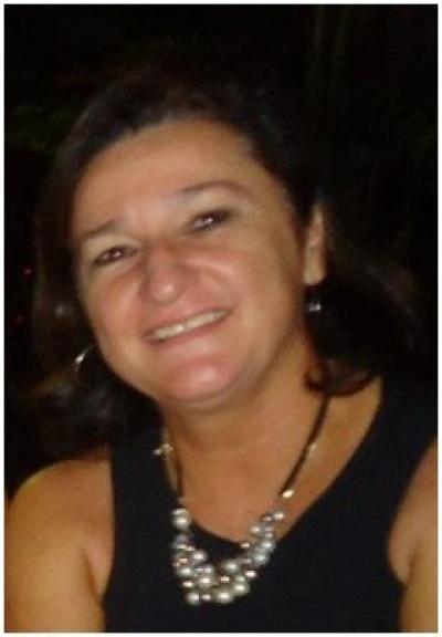 Maria Margarete Pozzobon - Secretária Executiva do CEE/TO  em 2002
