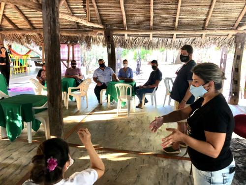 Famtur foi encerrado com rodada de negócios em São Salvador