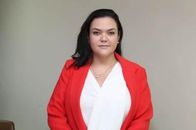Larissa Ribeiro de Santana - Representante da Secretaria de Estado da Educação