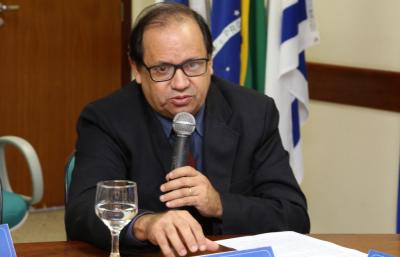 Ex conselheiro do CEE/TO entre 2017 e 2018