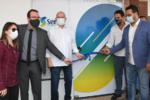 A unidade de atendimento do Servir foi inaugurada nesta sexta-feira, 09