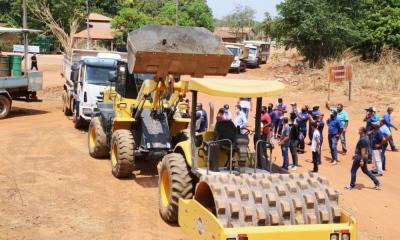 De acordo com a Agência Tocantinense de Transportes e Obras (Ageto), as máquinas já estão no local e os trabalhos devem iniciar a partir da semana que vem - Governo do Tocantins