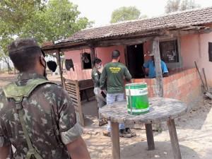 Operação Integrada de Fiscalização passar por propriedades onde houve registro de incêndios florestais, na Região Sul do Tocantins