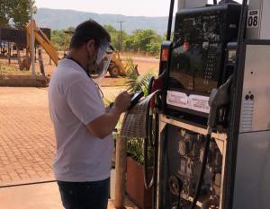 Metrologia Estadual verifica Bombas de Combustível e dá dicas importantes sobre o abastecimento de veículos