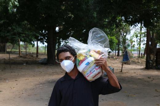 Nesta semana, 2.100 famílias foram beneficiadas nos municípios de Almas, Lagoa da Confusão, Formoso do Araguaia e Goiatins