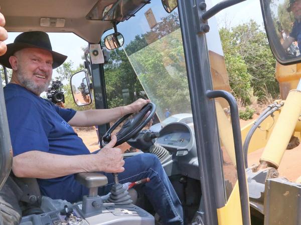 Governador do Tocantins, Mauro Carlesse,  torna  áreas de utilidade pública que viabilizam obras de pavimentação do Trevo da Praia em Gurupi