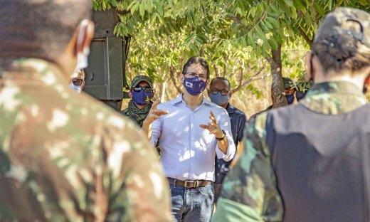 Procurador de Justiça José Maria alertou autores dos incêndios florestais nas propriedades rurais