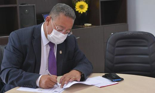 Tom Lyra ressaltou o empenho do Governador na resolução do impasse