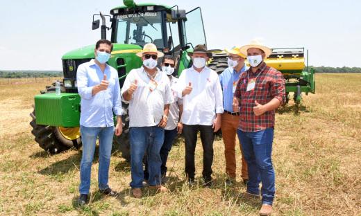 Evento ocorreu nesta sexta-feira, 16, na sede da Agricultura Tia Maria, município de Gurupi, no sul do Estado